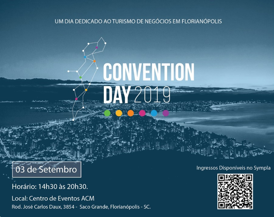 Convention Day: um evento para impulsionar o turismo de negócios